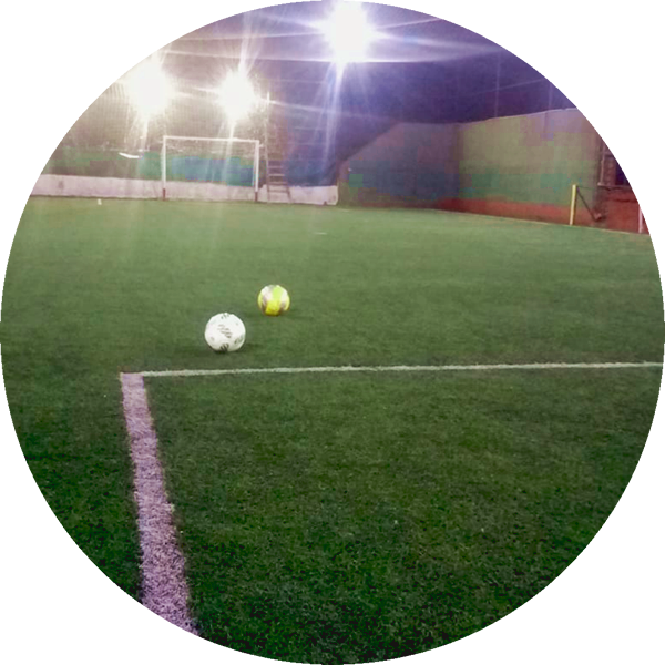 Alquiler de Cancha de Futbol